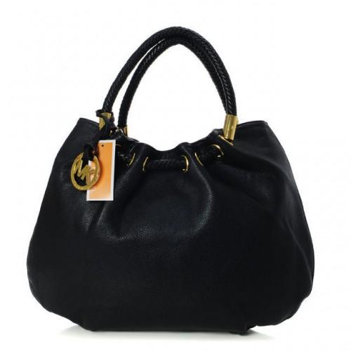 16f0b328ec ... best price michael kors marina large black drawstring bags 59434 af27c
