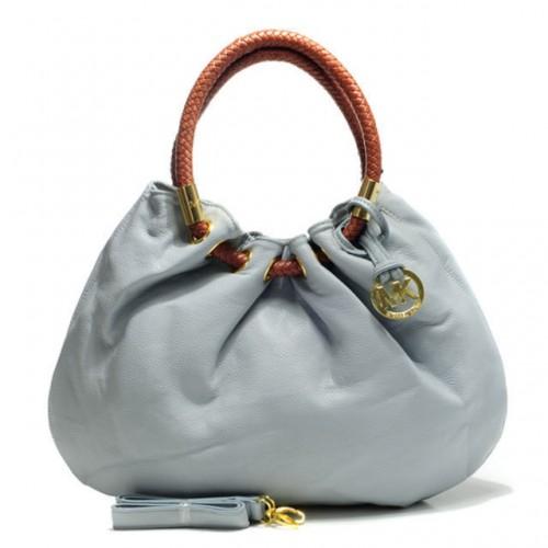 58c44c73ece7ca ... discount code for michael kors marina large grey drawstring bags 2347f  0c4de