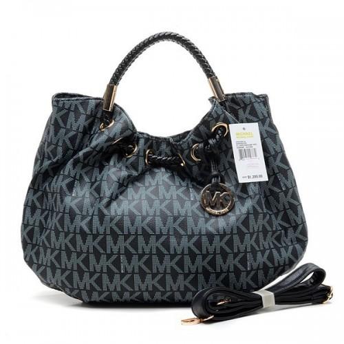 84aba8548db5 Michael Kors Marina Logo Large Blue Drawstring Bags [Drawstring Bags ...